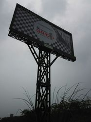 Unipole Outdoor Media
