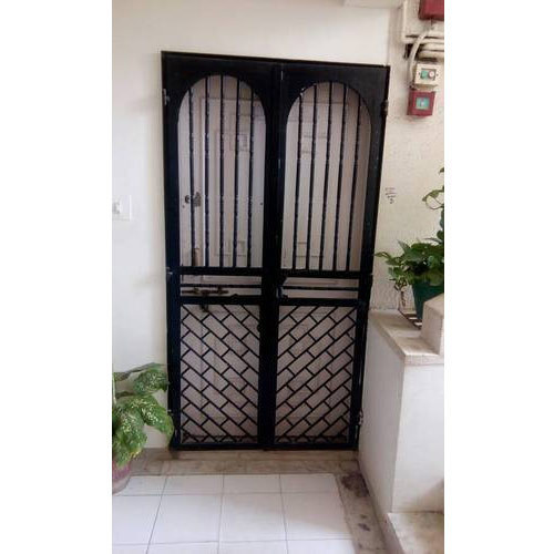 Flat Ms Safety Door