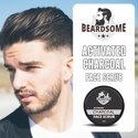 Beardsome Activated Charcoal Face Scrub