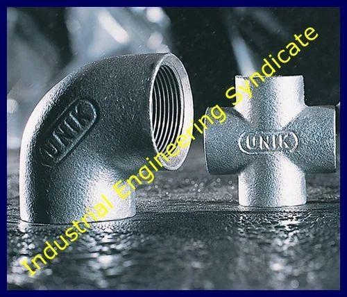 Unik GI Pipe Fittings