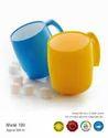 Plastics Coffee Mug-BPA Free-MUG-106