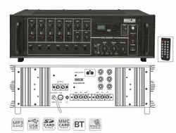 SSA-5000DP Pa Mixer Amplifiers With Digital Player