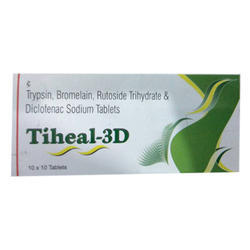 Tiheal 3D Tablets