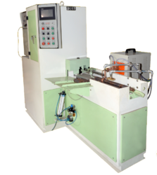 Horizontal Induction Hardening Machine