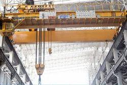 Steel Handling EOT Cranes
