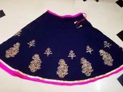 Full Flare Lehenga Skirt