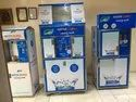 Coin Water Vending Machine