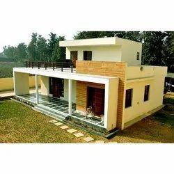 Concrete Frame Structures Farmhouse Construction Services