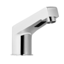 Chromeplated Brass Metal Body Silver Automatic Sensor Tap, Size: For Medium / Big Wash Basins