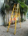 FRP A Type Industrial Ladders