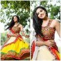 Indian Ethnic Designer Pure Cotton Chaniya Choli for Garba