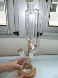 Pressure Equalizing Addition Funnel