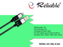 Reliable Data Cable E-044 Iphone