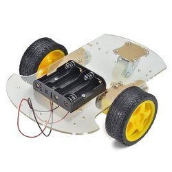 Smart Roverbot Diy Kit With Speed Encoder