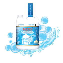 Afterwash Fabric Conditioner and Fragrance Booster 5 Litre Aqua Blue