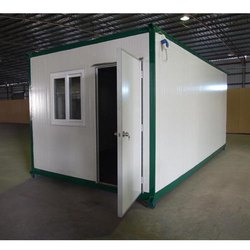 Panel Build Portable Office Cabin