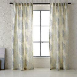 Cotton Window Curtain