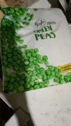Pan India Frojan Green Peas, Beg, 1 kg