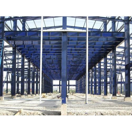 Stainless Steel Godown Prefabricated Structures