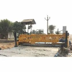 Concrete Roller Screed Paver