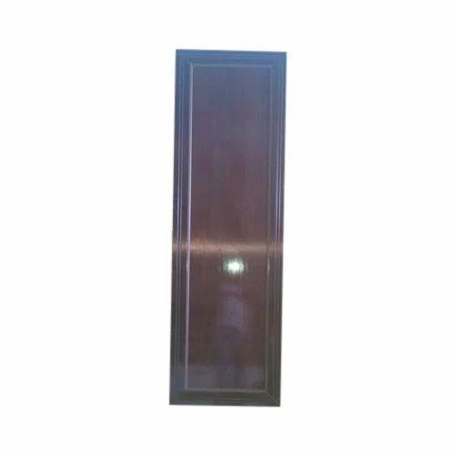 Brown Rt Pvc Profile Door Rs 1260 Piece Ratnadeep Traders Id