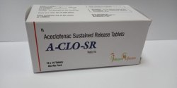Aceclofenac-200 mg SR