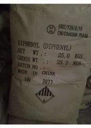 Crystal Biphenyl (Phenyl Benzene), Packaging Size: 25 KG