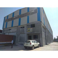 Industrial Construction Projects Service