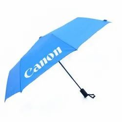 8209532a1e7b0 Multicolor Printed Plain Polyester Umbrella for Rain, Size: 21 Inch