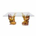 Egyptian Modern Lady Center Table