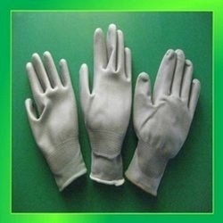Palm Grey Gloves