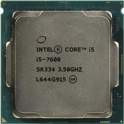 INTEL CPU CORE i5 7600 PROCESSOR