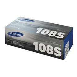 Samsung MLT - D108S / XIP Black Toner Cartridge