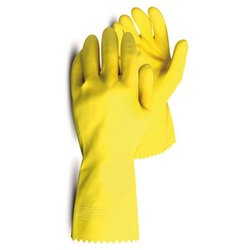 Construction Industry Natural Rubber Gloves