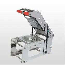Round Container Sealing Machine