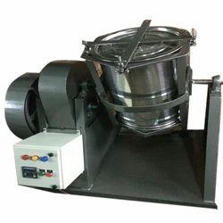Single Tank Granule Mixing Machine
