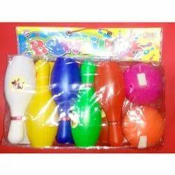 Kids Pin Bowling Set, For School/Play School