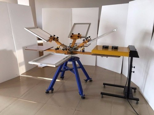 Cloth Bag Screen Printing Machine