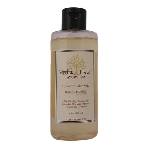 Ayurveda Almond and Aloe Vera Shampoo
