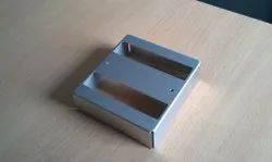 Metal And Stainless Steel Sheet Metal Press Components