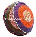 Mandala Ottoman Pouf Cover