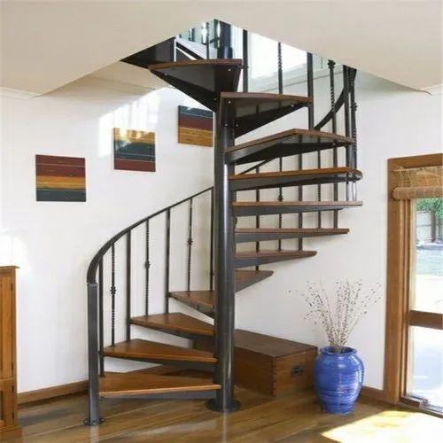 Interior Designer Spiral Staircase