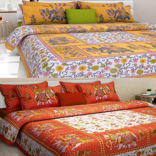 Pure Cotton Cotton Bedsheets