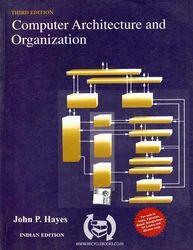 Computer Architecture And Organization Book