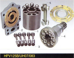 Linde Hydraulic Motor Pare Parts