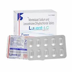 Levocetirizine and Montelukast Sodium