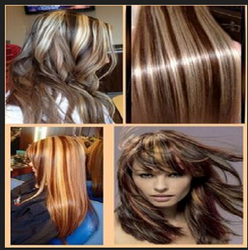 Service Provider Of Woman Hair Design And Style Woman Hair