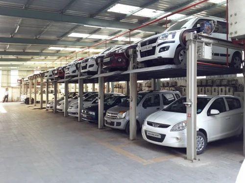 Manufacturer Of Car Parking System Amp Two Wheeler Parking