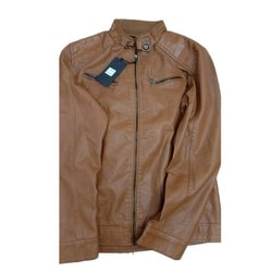 Full Sleeve Collar Neck Fancy Jacket
