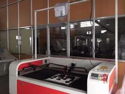 LASER MACHINE FOR SHOE UPPER